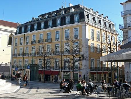 Bairro Alto Hotel ***** - Lisbon