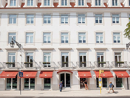 Corpo Santo Hotel ***** - Lisbon